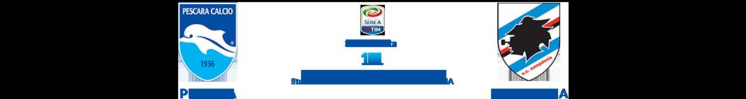 pescara-sampdoria-1-1