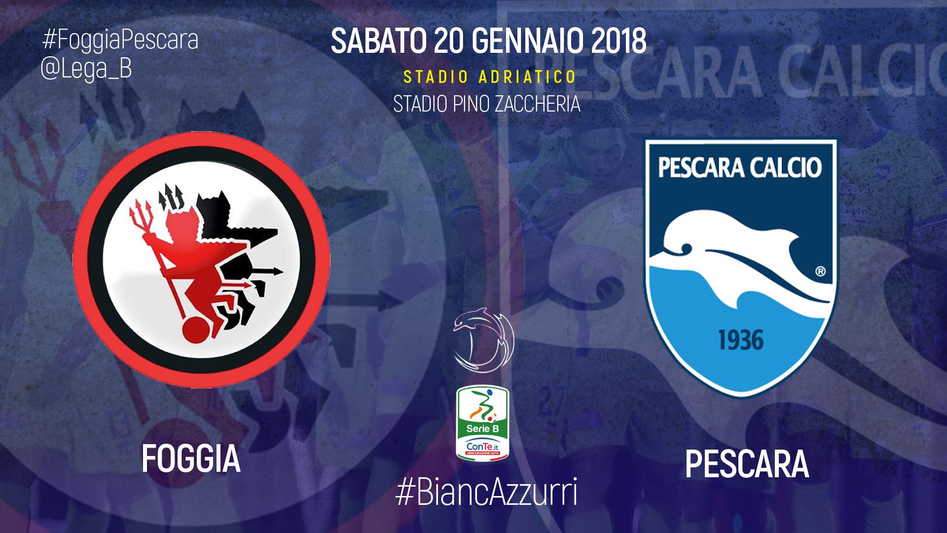 Info biglietti #FoggiaPescara #FOGPES @Lega_B  PESCARA Calcio 1936