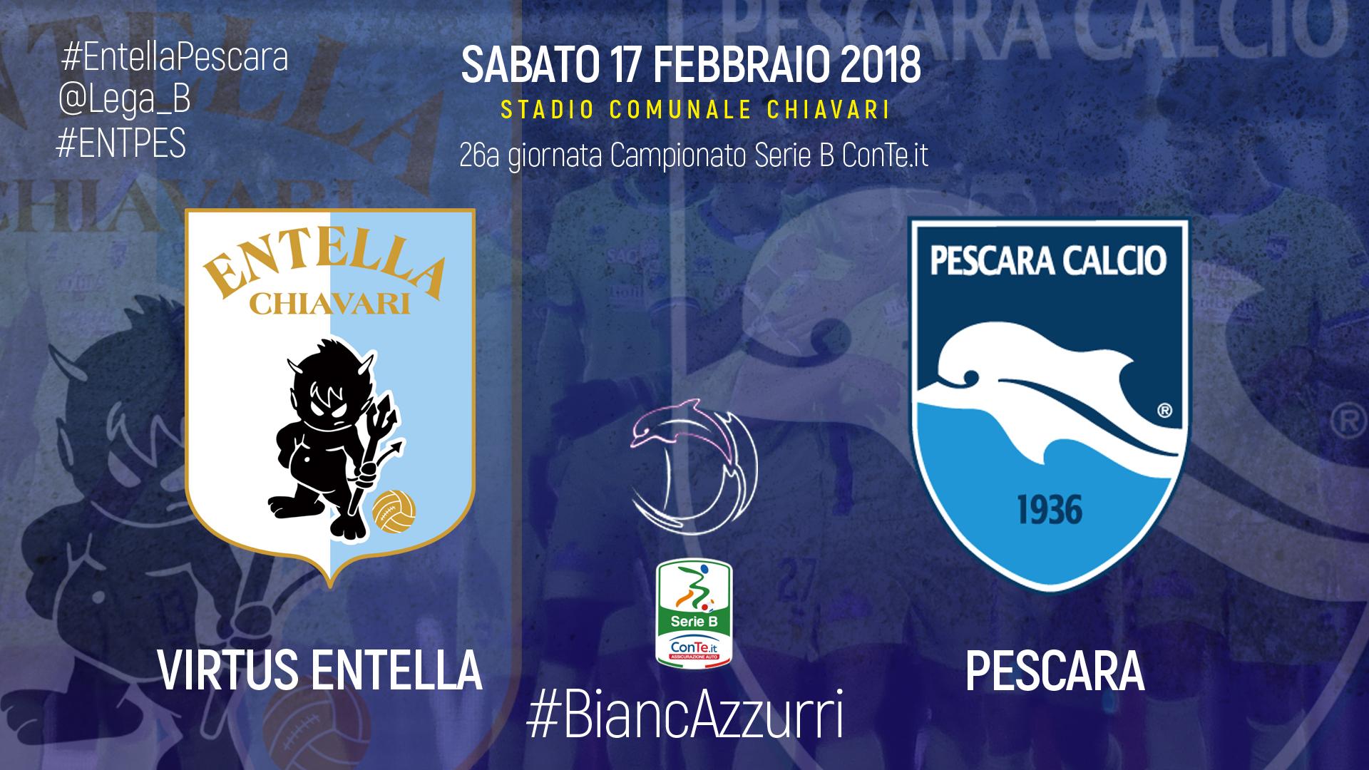 INFO BIGLIETTI #EntellaPescara #ENTPES @Lega_B  PESCARA Calcio 1936
