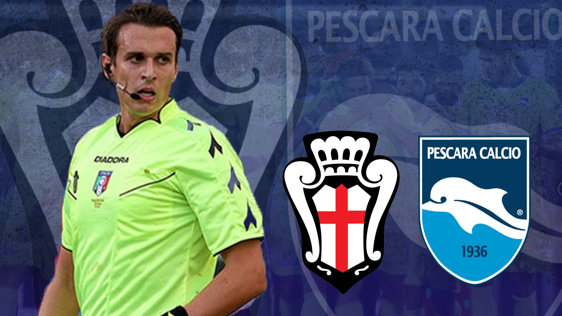 A Riccardo Ros #ProVercelliPescara #PROPES @Lega_B  PESCARA Calcio 1936