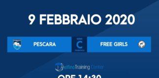 #FEMMINILE Pescara – Free Girls LIVE